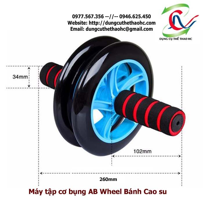 Máy tập bụng AB Wheel