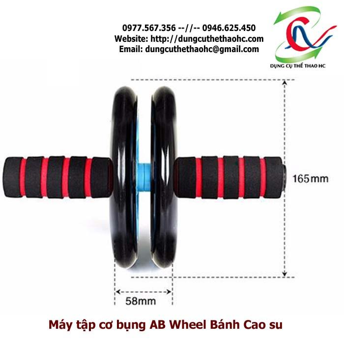 Máy tập AB Wheel chính hãng