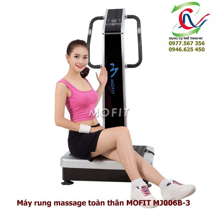 Máy rung massage toàn thân MOFIT MJ006B-3