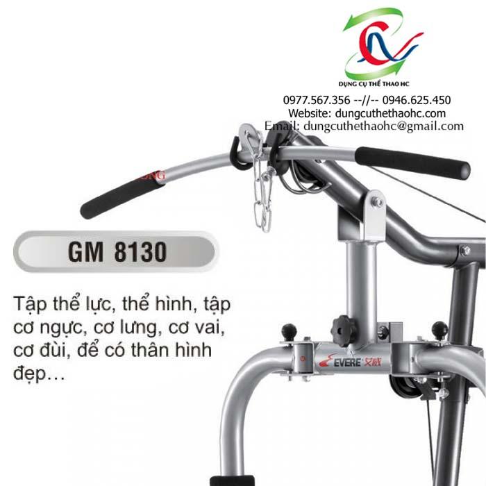 kéo xô của giàn tạ GM8130