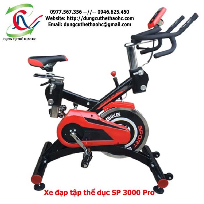 Xe đạp tập thể dục SP 3000 Pro