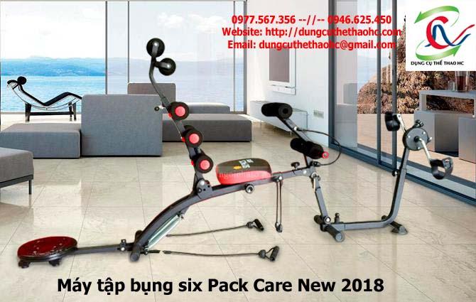 Máy tập cơ bụng six Pack Care New 2018
