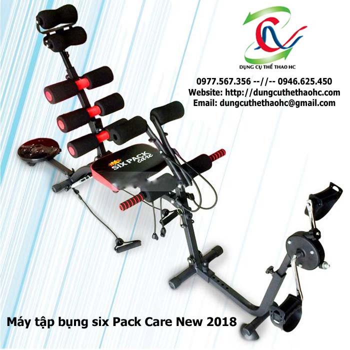 Máy tập bụng six Pack Care New 2018