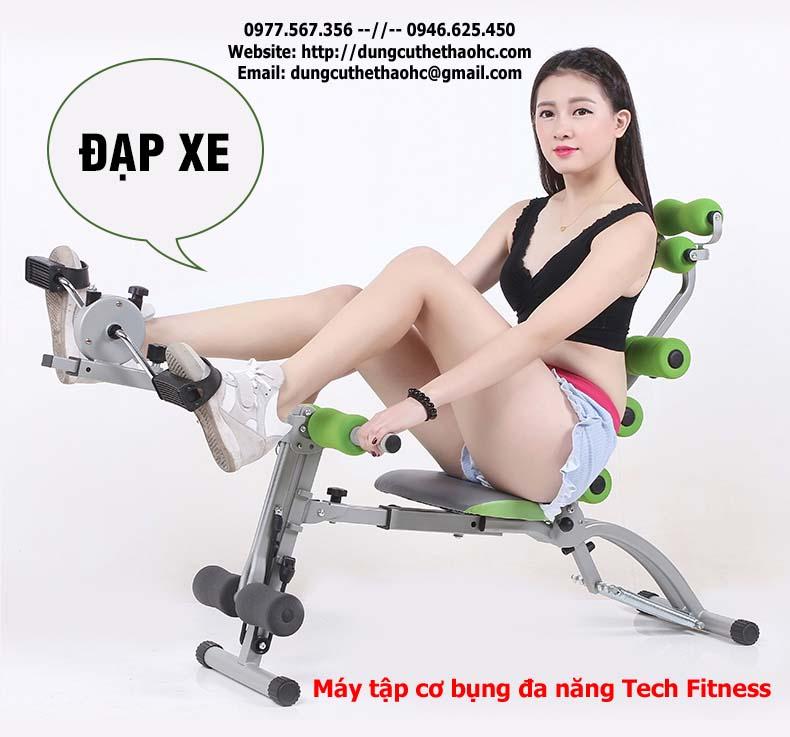Máy tập bụng đa năng Tech Fitness