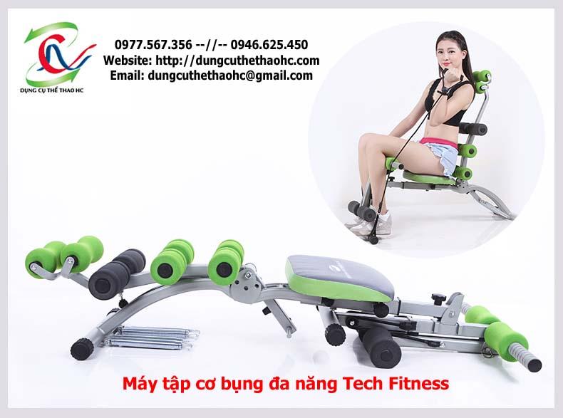 dụng cụ tập cơ bụng Tech Fitness