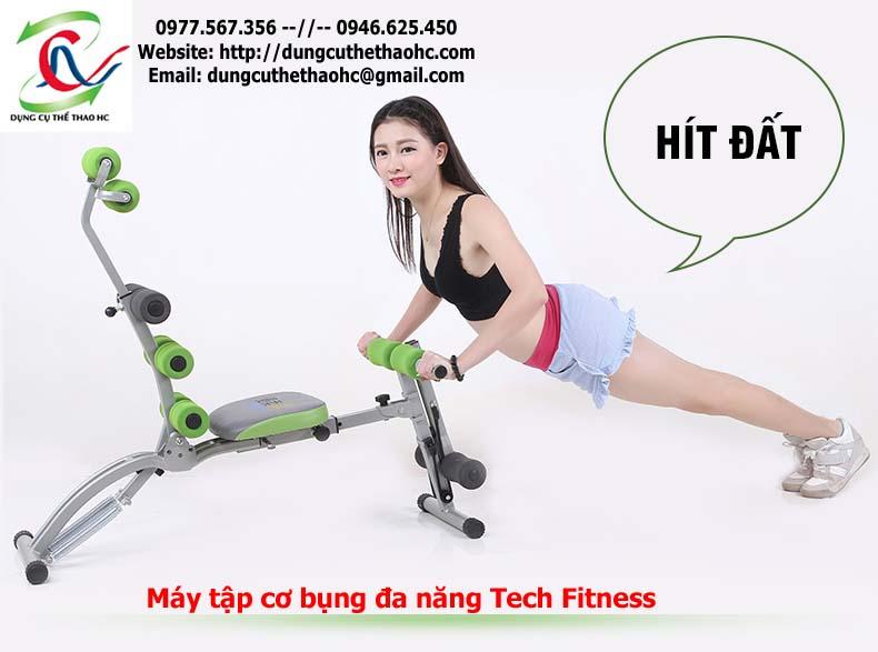 Máy tập bụng Tech Fitness