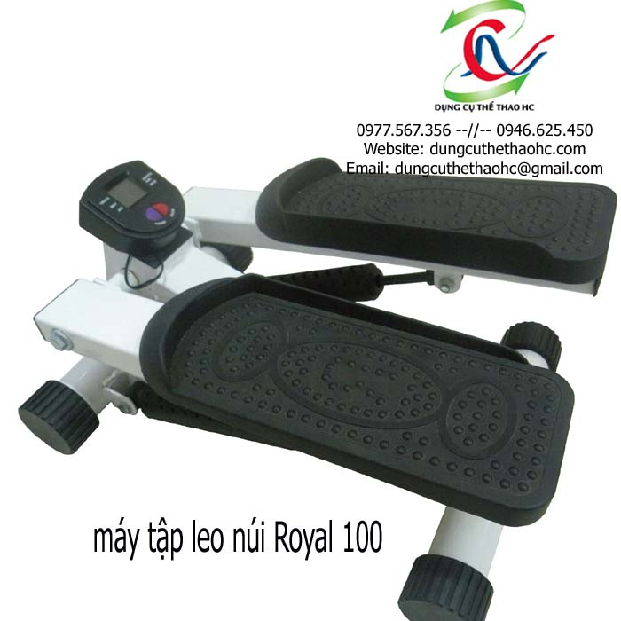 máy tập leo núi Royal 100