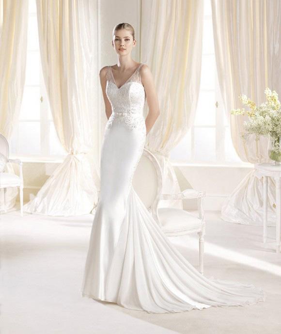 xu hướng thời trang cưới ấn tượng