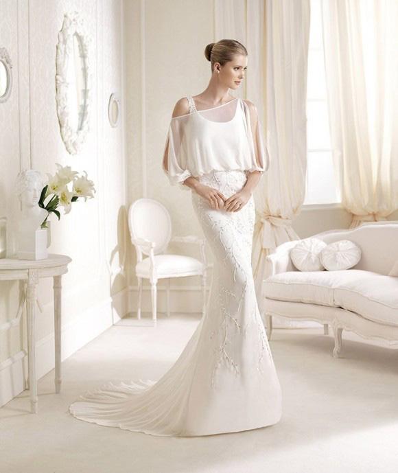 thời trang cưới đẹp 2015