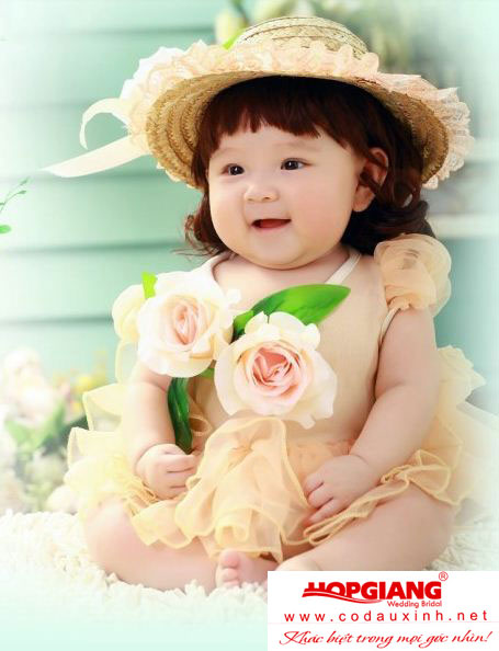 trang phục chụp ảnh baby
