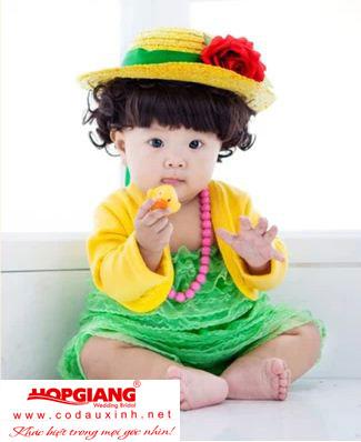 thời trang baby