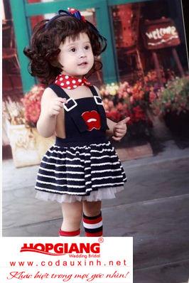 trang phục baby