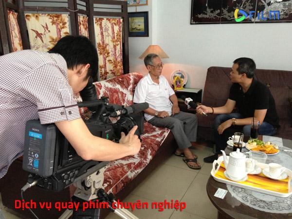 Dịch vụ quay phim của Dfilm giúp bạn có những thước phim sinh động, chân thực với chất lượng hình ảnh tốt nhất