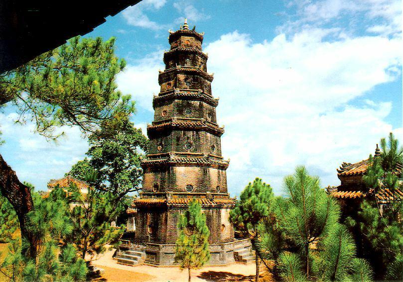 Chùa Thiên Mụ - Du lịch miền Trung 5 ngày 4 đêm