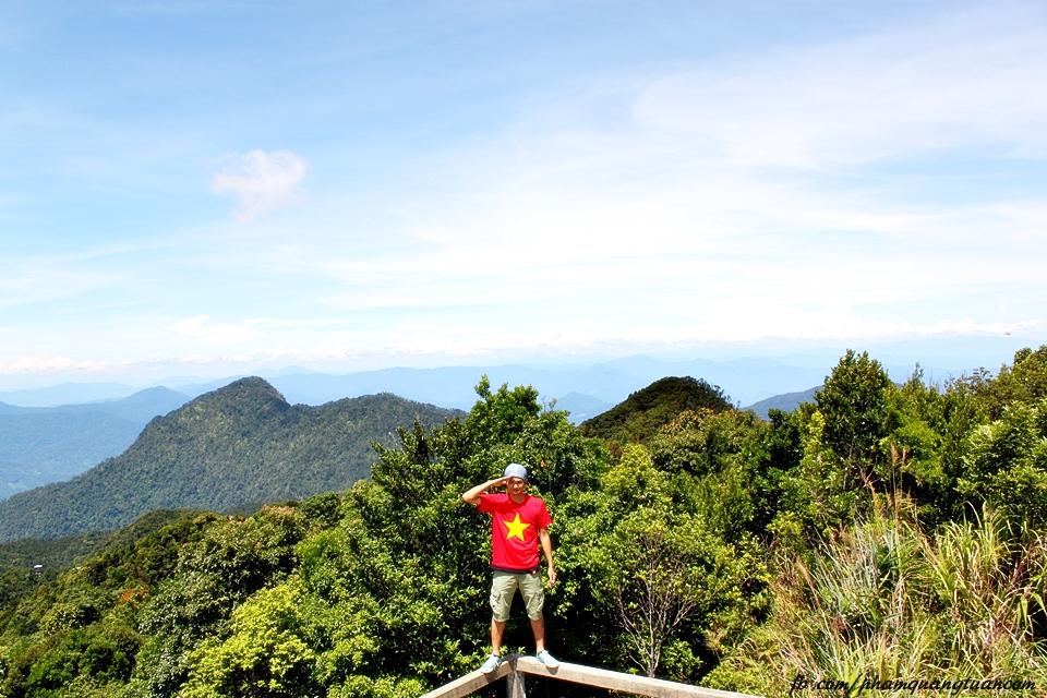 Du lịch Khám Phá Rừng Quốc Gia Bạch Mã (3) - Handetour