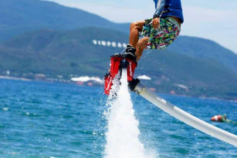 Flyboard - Du lịch biển Nha Trang