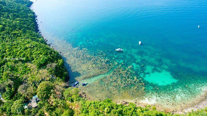 Hòn Mây Rút ngoài - du lịch Phú Quốc