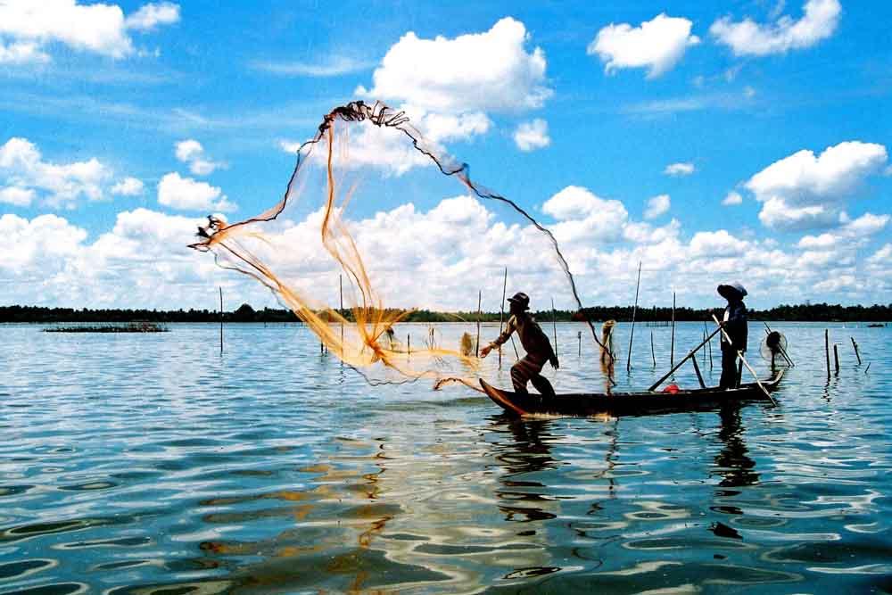 làng chài Hàm Ninh - Du lịch Phú Quốc