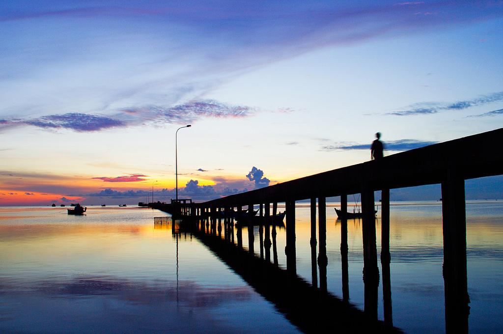 Làng Chài Rạch Vẹm - Du lịch Phú Quốc
