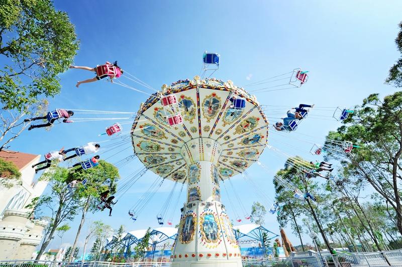 Vinpearl Land Phú Quốc - Du lịch Phú Quốc 3 ngày 2 đêm