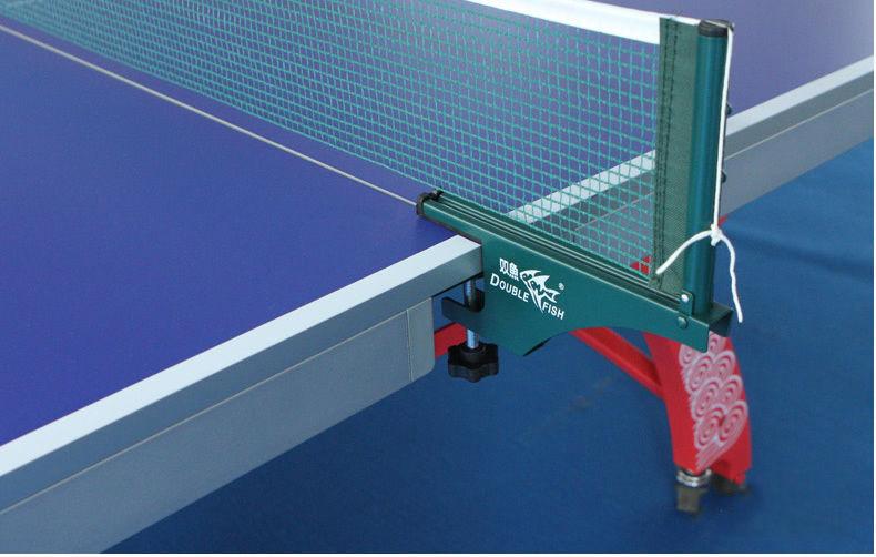 chi tiết bặt bàn double fish x1 mat ban cọc lưới