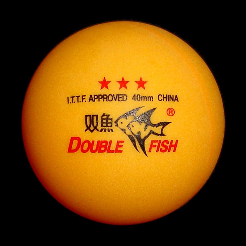quả bóng bàn double fish