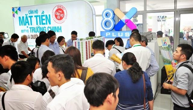 lễ mở bán dự án 8X Plus
