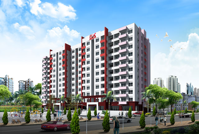 Thông tin dự án căn hộ 8X Thái An