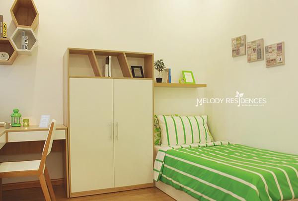 Căn hộ Melody Residences 3