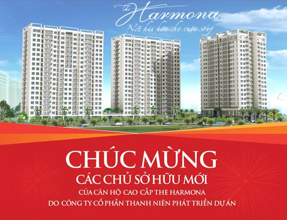 Căn hộ The Harmona Quận Tân Bình