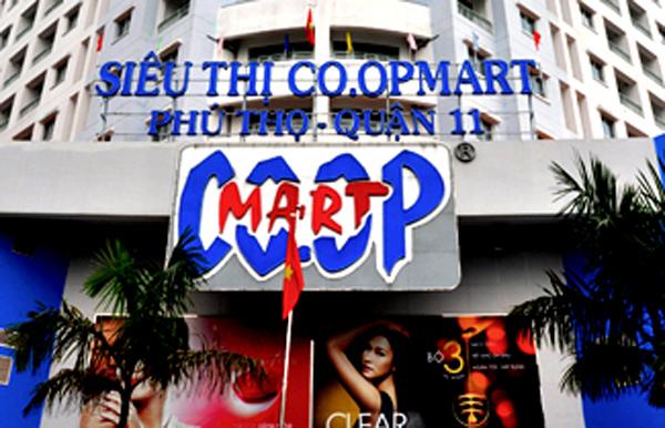 Coop Mart Phú Thọ