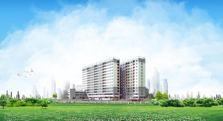 Mẫu căn hộ 26 Nguyễn Thượng Hiền
