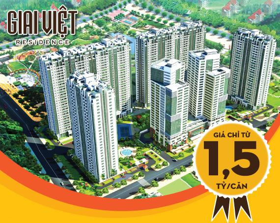 Căn hộ cao cấp Giai Việt Residence