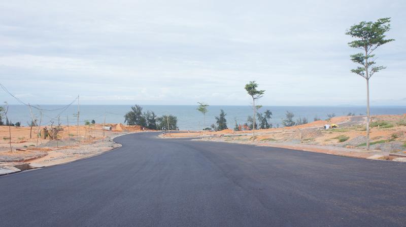 hạ tầng dự án sentosa 11