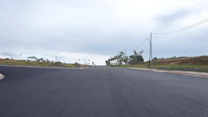 hạ tầng dự án sentosa 12