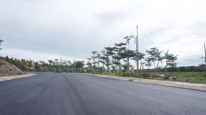 hạ tầng dự án sentosa 9