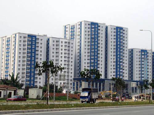 Vị trí dự án căn hộ Carina Plaza