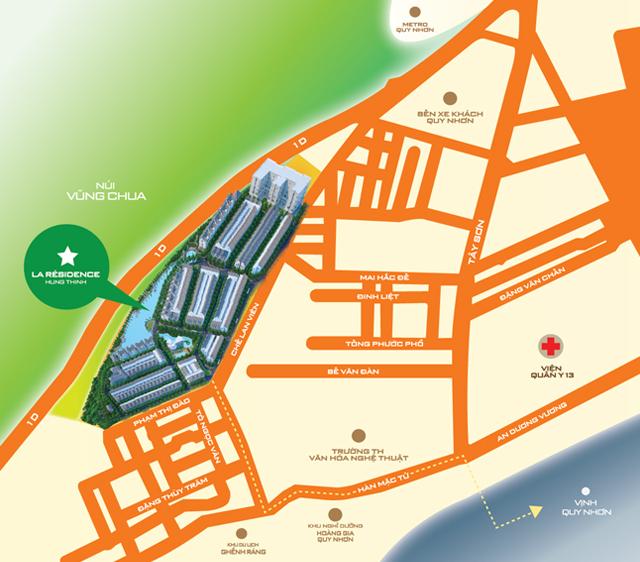 Khu đô thị Vietsing - Thuận An, Bình Dương