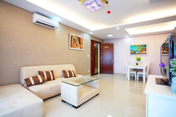 Mẫu căn hộ 27 Trường Chinh