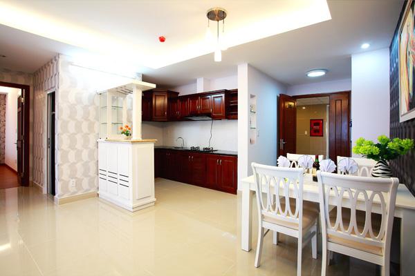 Mẫu căn hộ 27 Trường Chinh 6