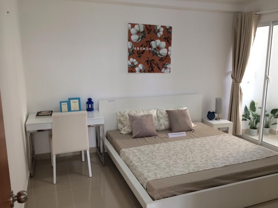 Mẫu phòng ngủ căn hộ 12 View