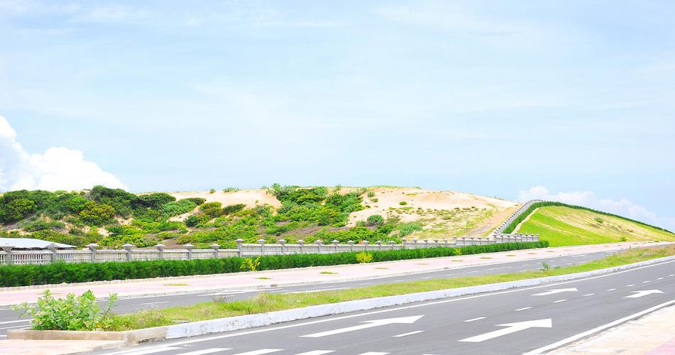Những con đường nối liền từ Nguyễn Tất Thành ra biển đã hoàn tất