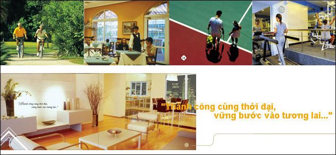 Tiện ích sống tại Thiên Nam Apartment