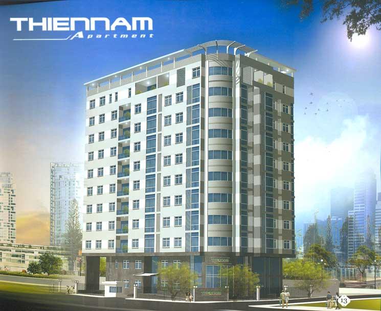 Căn hộ Thiên Nam Apartment