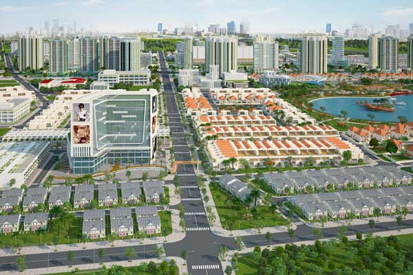 Khu đô thị Đông Tăng Long