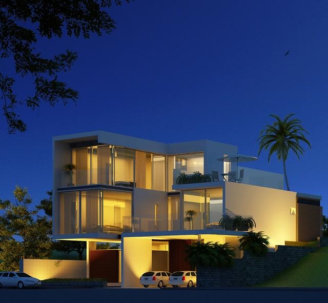 mẫu biệt thự nghĩ dưỡng Villa Phan Thiết