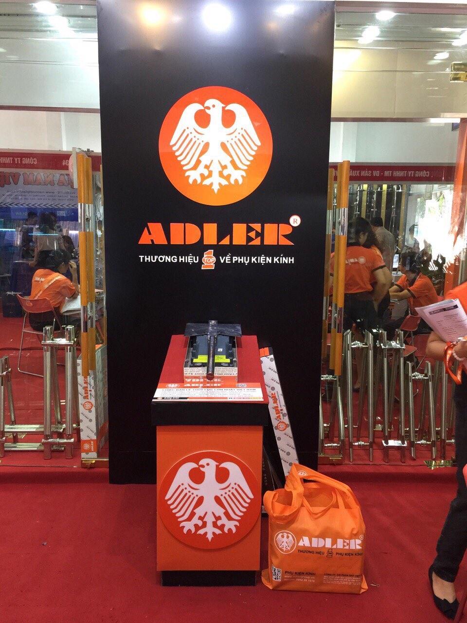 Adler - Hội chợ Vietbuild Tháng 3/ 2016