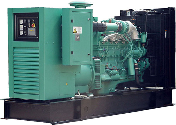 Máy phát điện Cummins 450kva nhập khẩu