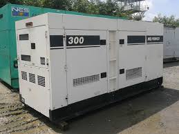Máy phát điện 300kva cũ
