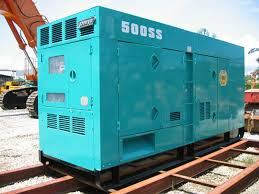 Máy phát điện 500kva cũ